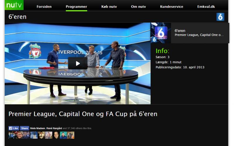 se gratis tv på nettet kanal 5
