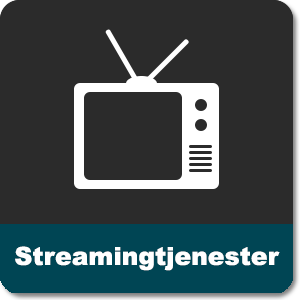 streamingtjenester film og serier