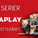 Nye serier på Viaplay hele efteråret