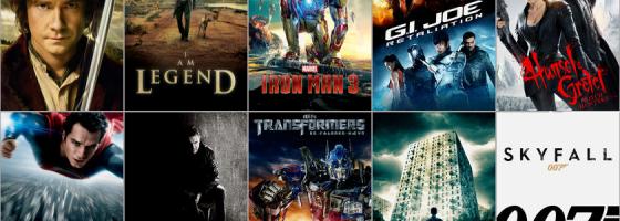 De 10 Bedste Action Film på Netflix