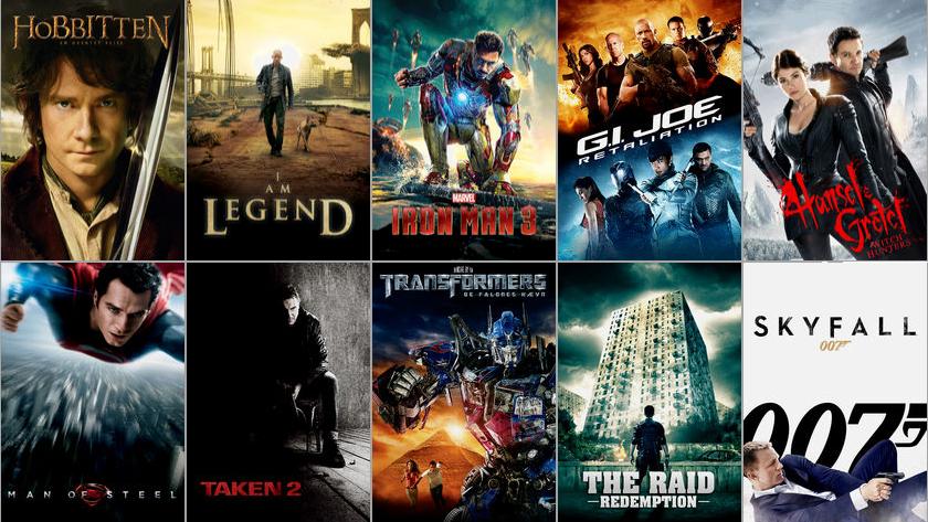 De 10 Bedste Action Film på Netflix • OnlineStreaming.dk